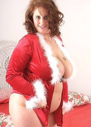 Big Boobs Christmas Porn Pictures
